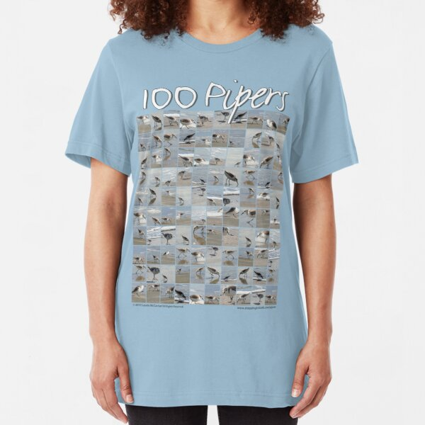 100 Pipers Slim Fit T-Shirt