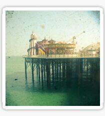 The Pier Sticker