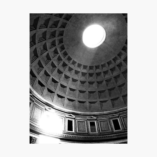 The Pantheon Photographic Print