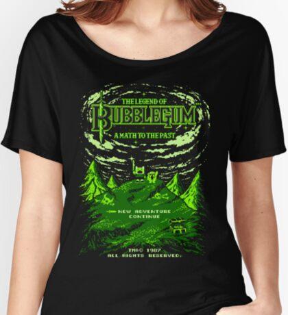 The Legend of Bubblegum Women's Relaxed Fit T-Shirt