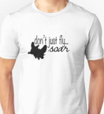 Dumbo - Don't Just Fly... Soar Unisex T-Shirt