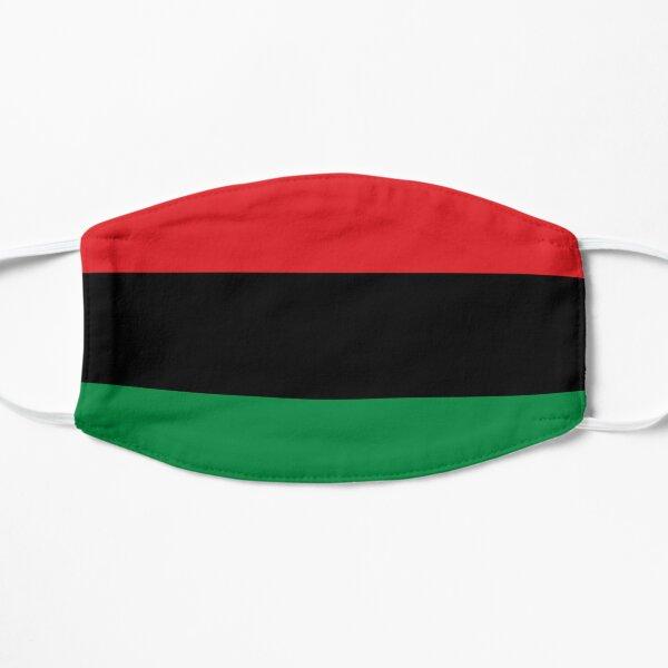 Pan African Flag T-Shirt - UNIA Flag Sticker - Afro American Flag Mask