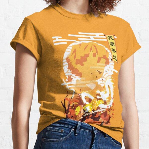 Zenitsu Minimalist T-shirt classique