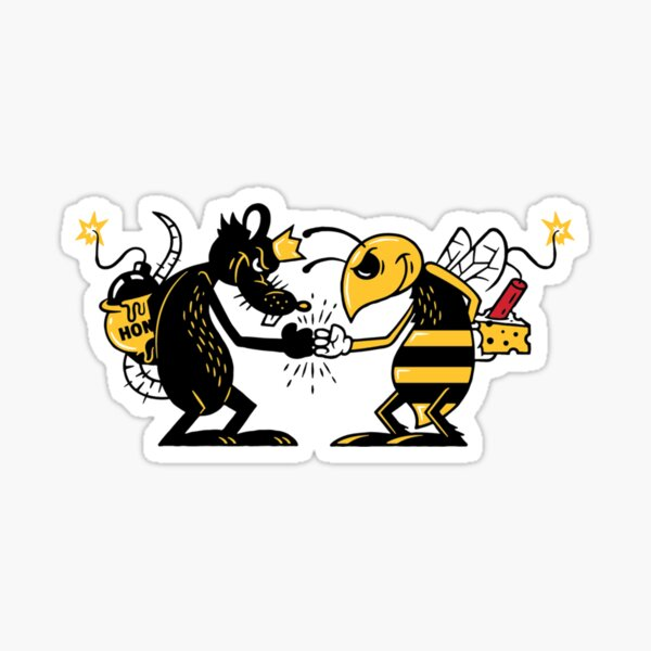 King and The Sting Podcast Animated  Sticker