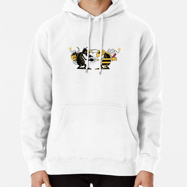King and The Sting Podcast Animated  Pullover Hoodie