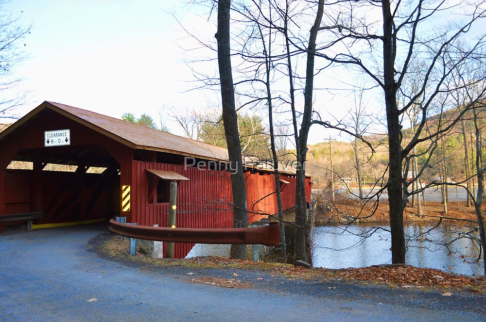 Covered Bridges by Penny Rinker