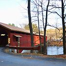 Covered Bridges by Penny Fawver