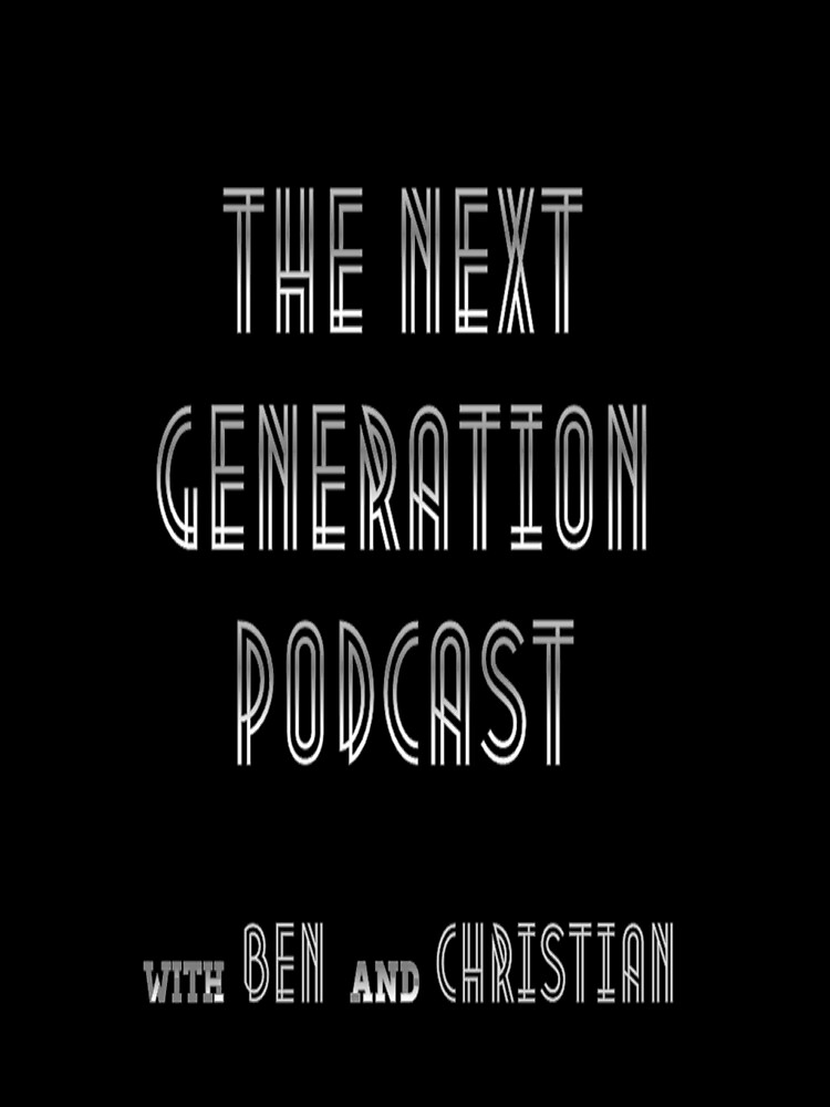 The Next Generation Podcast Design 2 by grantcp