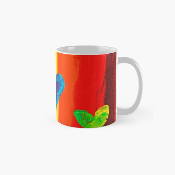 Abstract painting-Show your Pride  Classic Mug