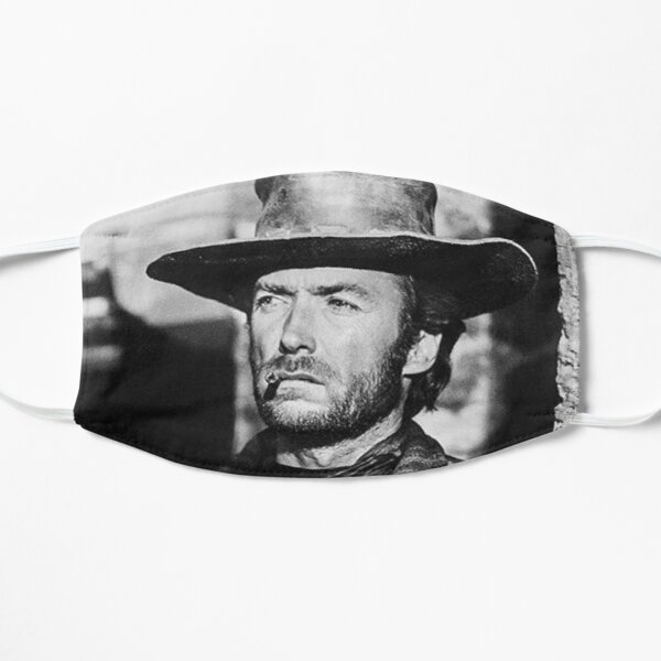 Clint Eastwood Photo 2 - Two Mules for SIster Sara. Mask