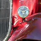 Red Roadster Red Roadster by ArtShopEtc