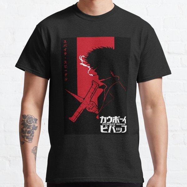Spike Spiegel Cowboy Bebop, Space Cowboy Anime Classic T-Shirt