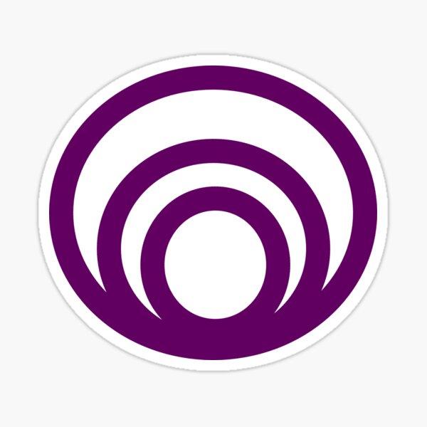 Bell's Symbol Sticker
