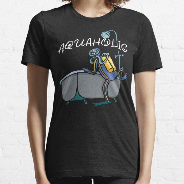 Funny SCUBA Diving Essential T-Shirt