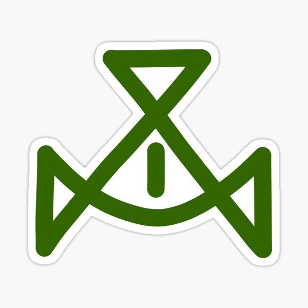 Physti's Symbol Sticker