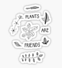 plants r friends 2.0 Sticker