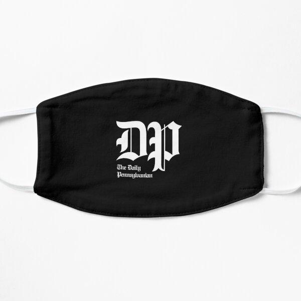 The DP Square White Logo Mask