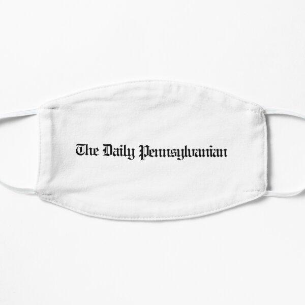 The DP Wordmark Black Mask