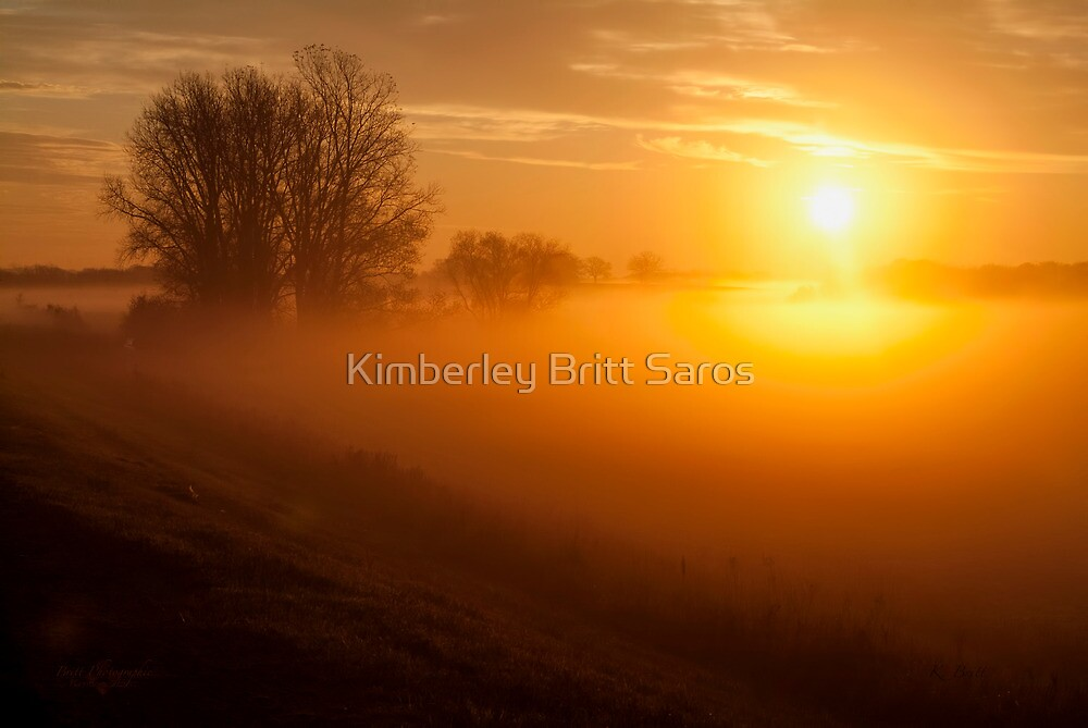 Morning's Glow by KBritt