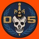 Danger 5 Emblem (Gigantic) by Danger Store