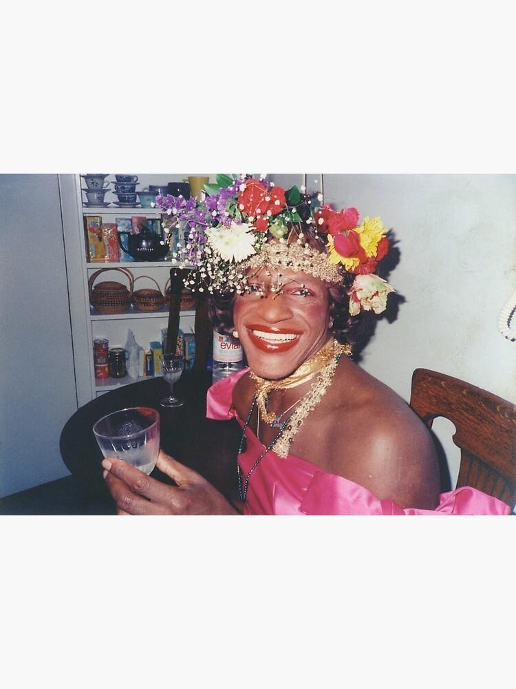 «Marsha P. Johnson - Queer Story» par JustAnotherBee