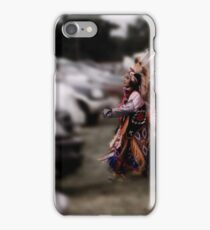 Paradox at the Pow Wow iPhone Case/Skin