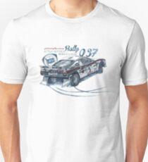 Rally Group B-Lancia 037 Rally T-Shirt
