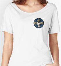 Danger 5 Emblem (Pocket) Women's Relaxed Fit T-Shirt