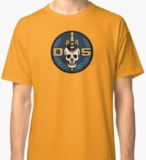 Danger 5 Emblem (Chest) Classic T-Shirt