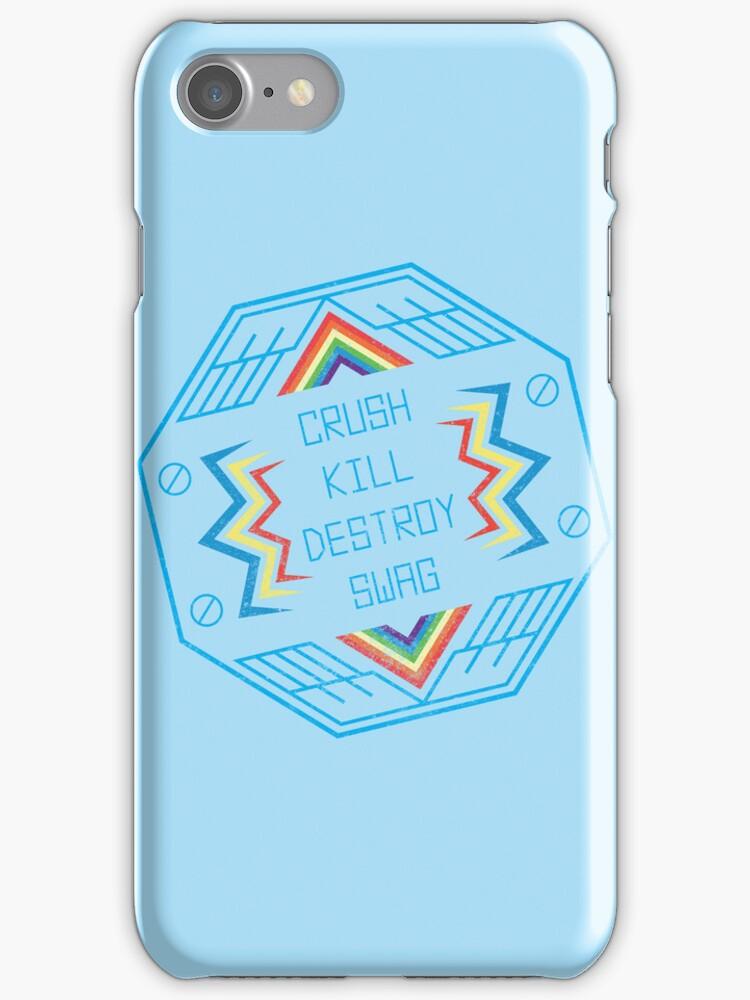 Crush Kill Destroy Swag by Cow41087