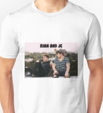 Kian and Jc Rooftop  Unisex T-Shirt