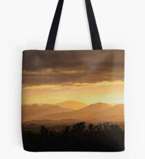 Sunset near Etty Bay Tote Bag
