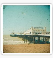 Brighton Pier Sticker