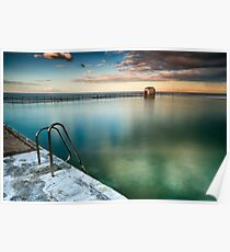Merewether Pool Poster