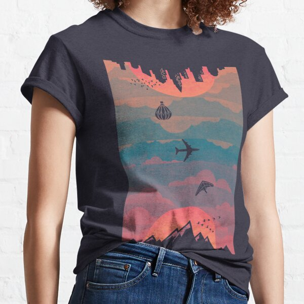 Sunrise / Sunset Classic T-Shirt