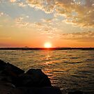 Sunset at the Spit (2) by tunna