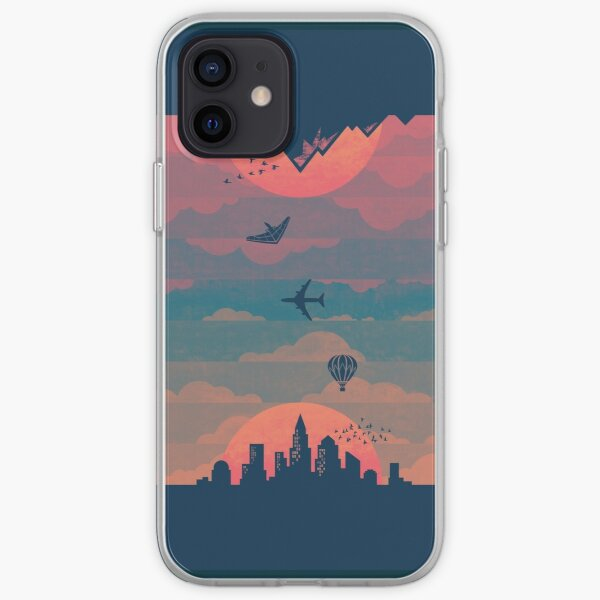 Sunrise / Sunset (alternate) iPhone Soft Case