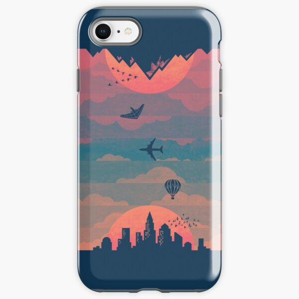 Sunrise / Sunset (alternate) iPhone Tough Case