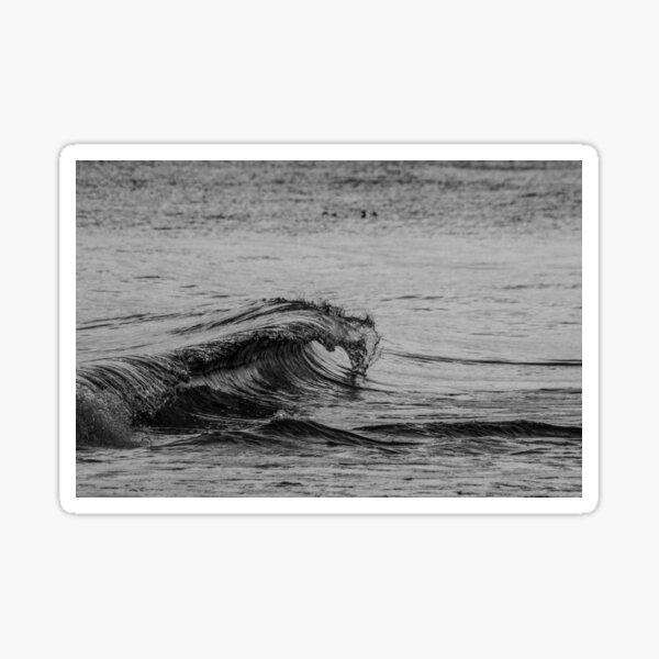Pulse of the Ocean Sticker