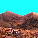 McGillicuddy Reeks-Kerry Ireland by DES PALMER