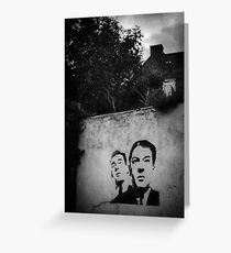 The Krays Greeting Card