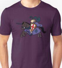 Wildago's Medieval Edmund Unisex T-Shirt
