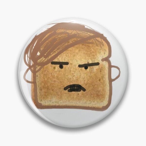 TrumpToast Sticker 100% TWEET BREAD Pin