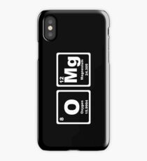 OMG - Periodic Table iPhone Case/Skin