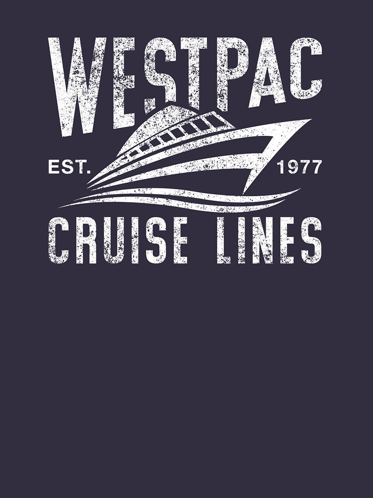Funny Sailing Deployment Westpac Cruise Lines Shirt Gear by DynamicDesign