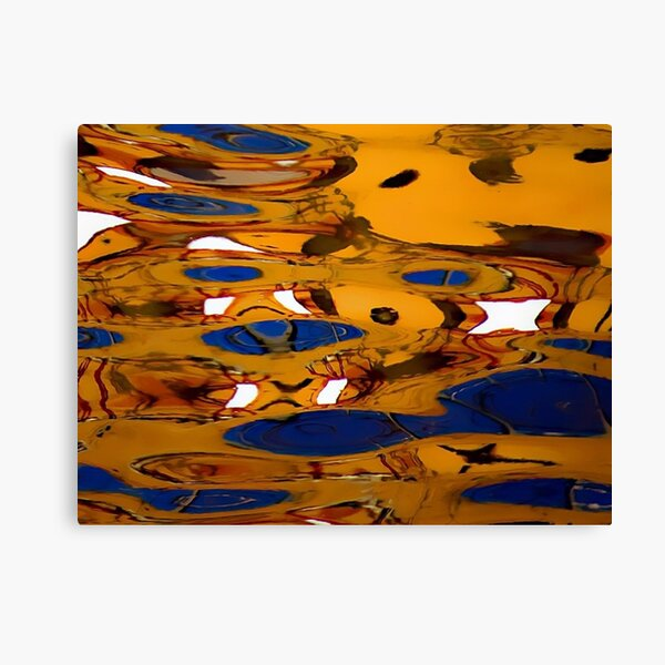 Reflections 4 Canvas Print