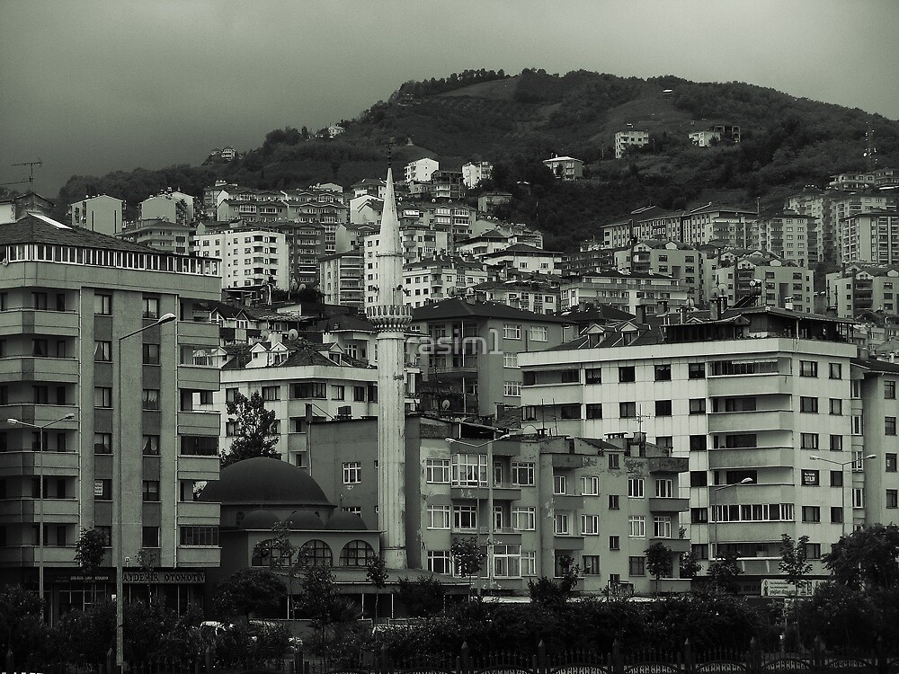 Apartments in Trabzon by rasim1
