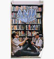 Kian and Jc Antisocial Poster