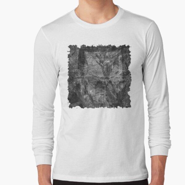 The Atlas of Dreams - Plate 32 (b&w) Long Sleeve T-Shirt