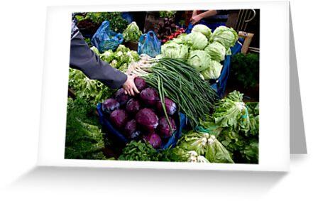 Vegetables by Kuzeytac